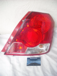 2002-2007 CHRYSLER DAEWOO KALOS REAR BACK LIGHT LAMP  O/S RIGHT UK DRIVERS SIDE